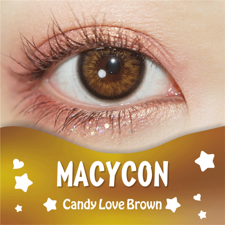 Macycon Candylove雾棕