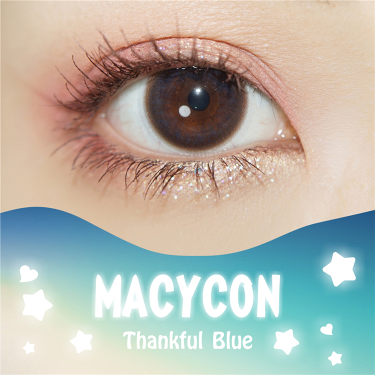 Macycon Thankfull奈奈蓝